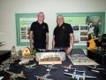 Mick Condra & Mike Verney. IPMS Fenland & Spalding Model Club
