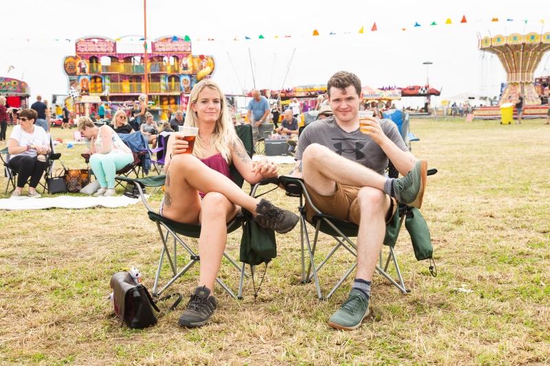 Brent Walker & Becca Claxton