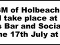 Holbeach Utd notice 3x2 200619