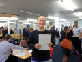 Tom Coley is hoping to study Sports Journalism at the University of Gloucestershire