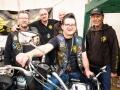 Vulcan Riders Association. Eastern Region. Wardy, Beano, Darby, Jacko & Bing