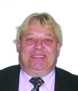 Coun Rodney Grocock