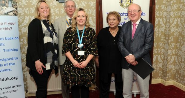 Rotary Ball helps inflate charities coffers – The Voice