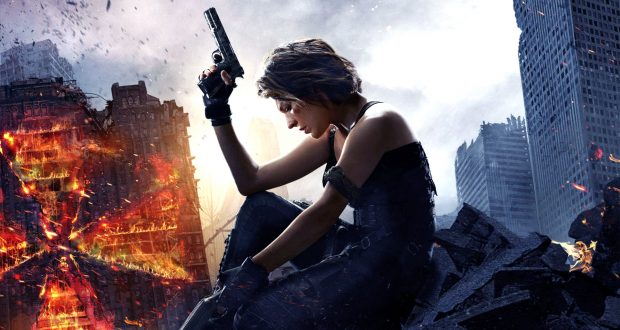 Film Review Resident Evil The Final Chapter 3d 15 The Voice