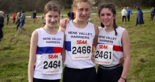 Peel impresses for Nene Valley Harriers at latest Parliament